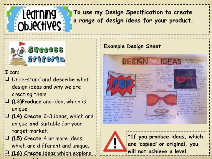 Textiles Gadget Case Project Lesson Powerpoint