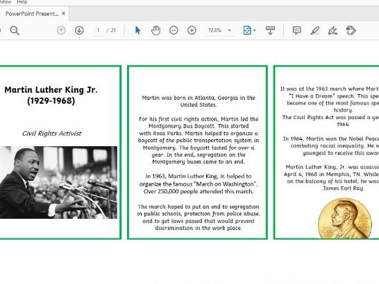 Historical Figures Key-ring Resource