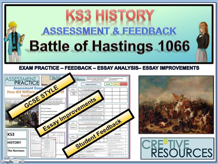 The Normans - Battle of Hastings 1066 Assessment