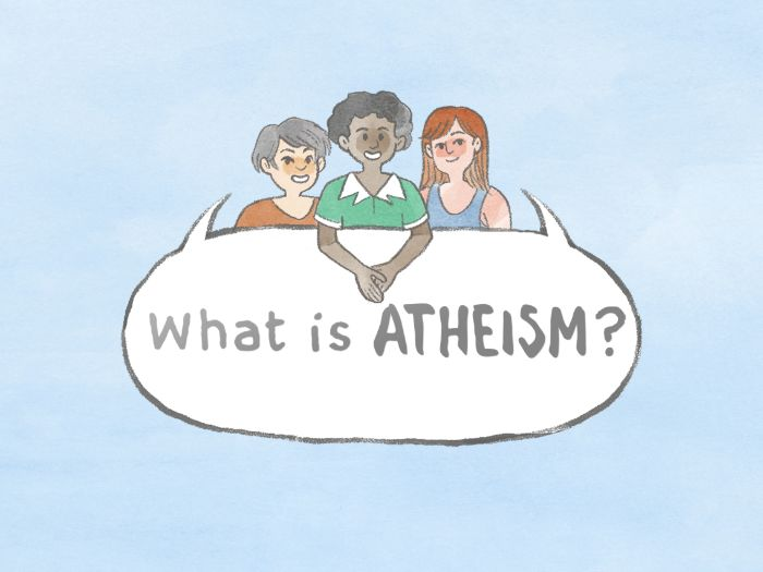 What is Atheism? KS2 lesson