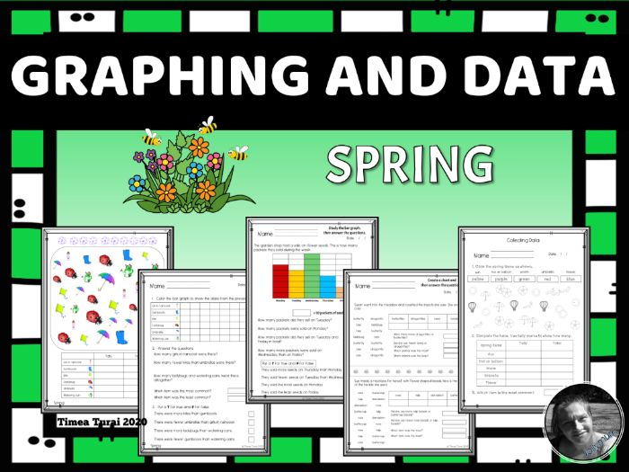 Graphing and Data -- Spring