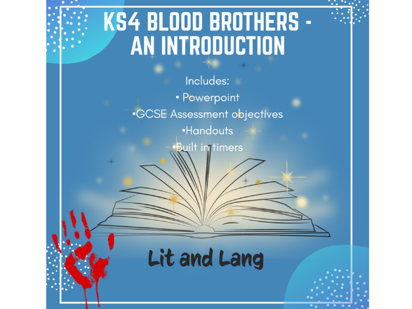 Blood Brothers - An Introduction