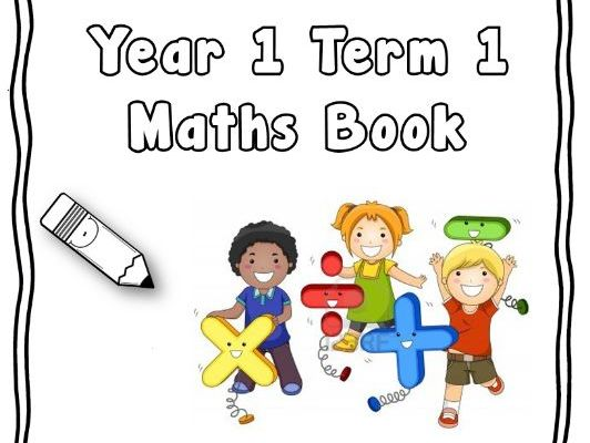 Year 1 Term 1 Maths Activity Book