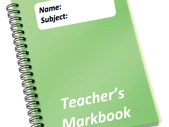 Teacher Markbook and Pupil Tracking