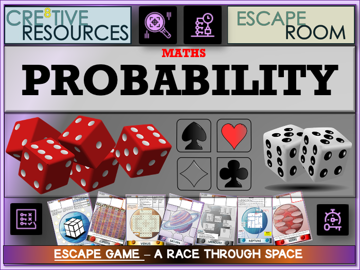 Maths Escape Room - Probability