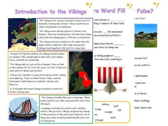 Vikings Resources
