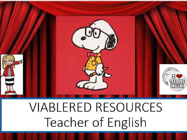 EDUQAS English Language Component 1 practice paper- The Giver