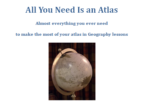 Geography - Atlas Resource Book for Home Study