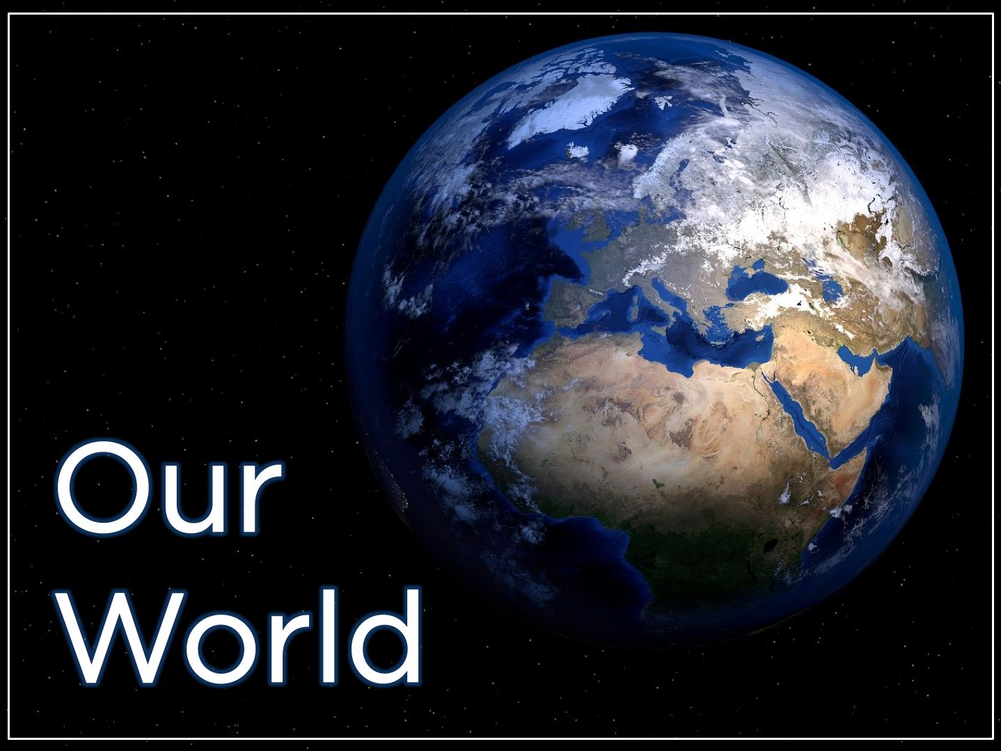 Our World - KS1