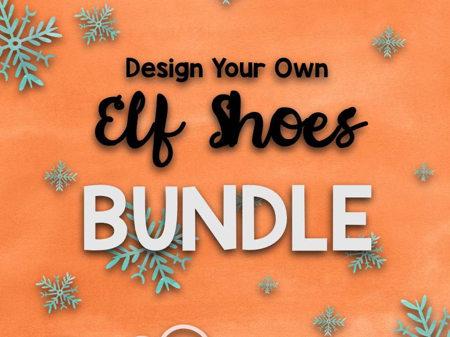 Christmas STEAM: Elf Shoes