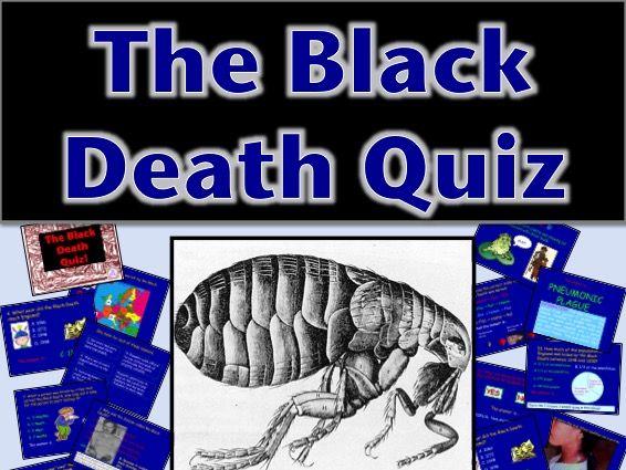 The Black Death Plague Interactive Quiz