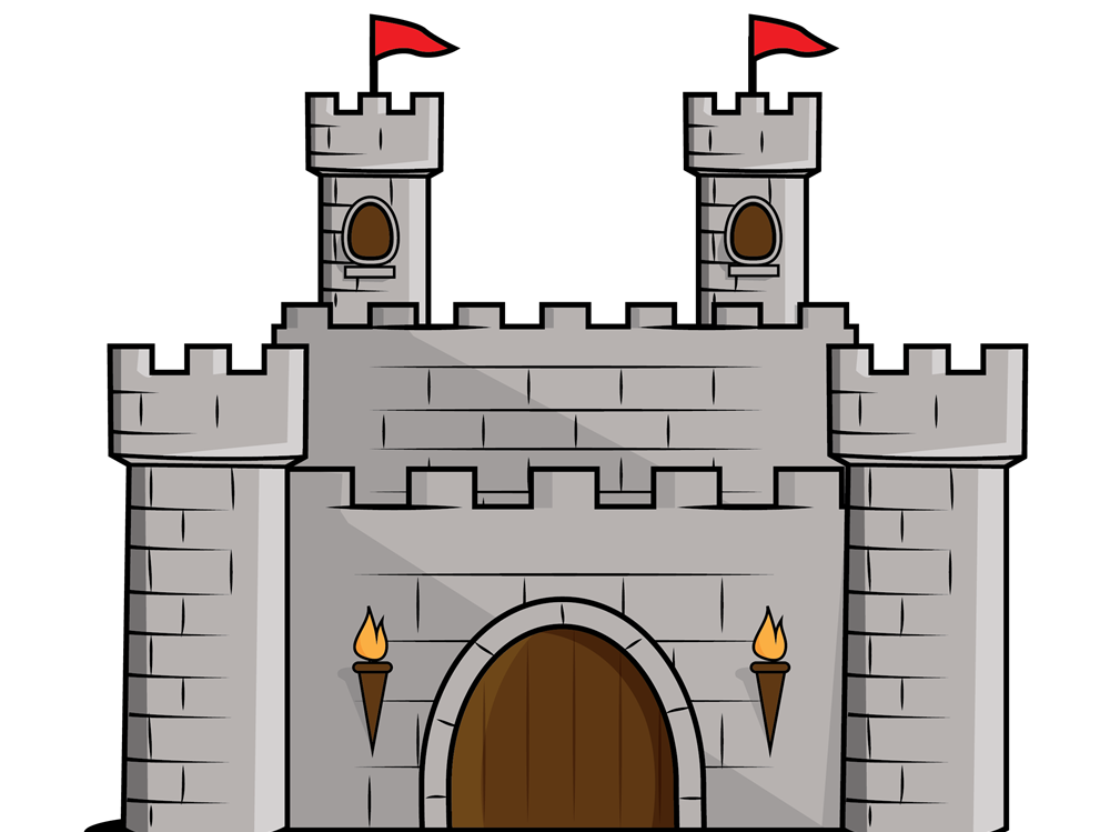 Castle topic literacy lessons