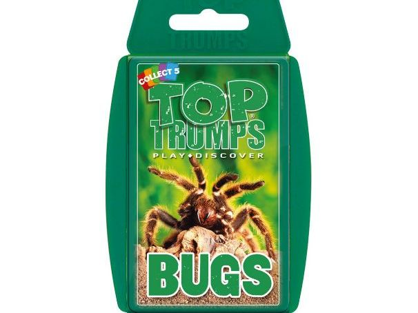 Bugs Official Top Trumps - Full Deck