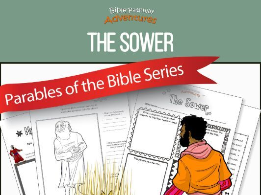 Bible Parable: The Sower