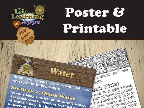 Poster: Strategies for Water