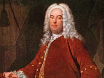 Handel listening quiz for Edexcel GCSE Music with excerpts and answers