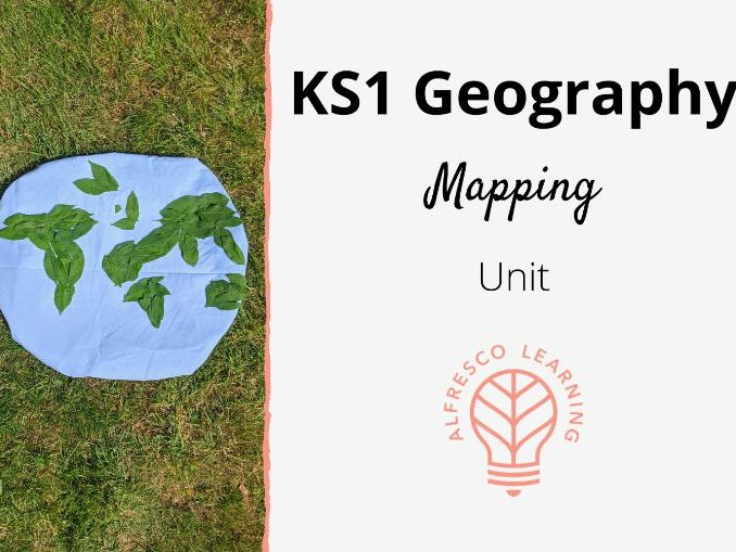 KS1 Geography - Mapping - Outdoor Unit