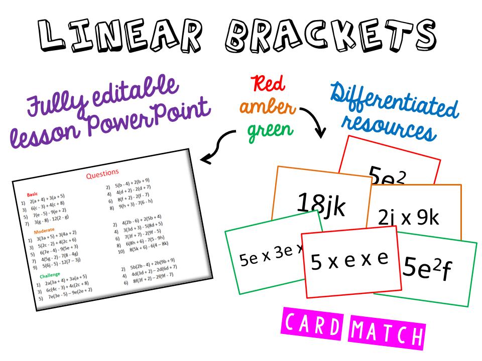 Expanding Linear Brackets