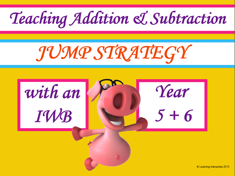Jump Strategy Years 5 and 6