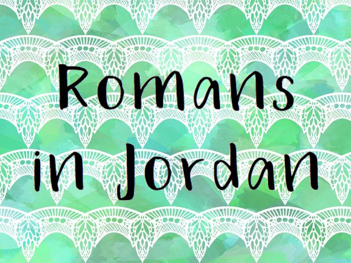 Romans in Jordan