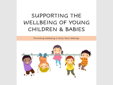 Supporting the wellbeing of young children