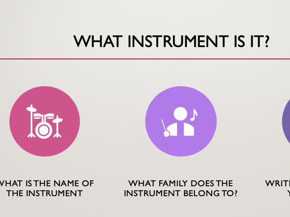 Instruments of the Orchestra 2 - Strings