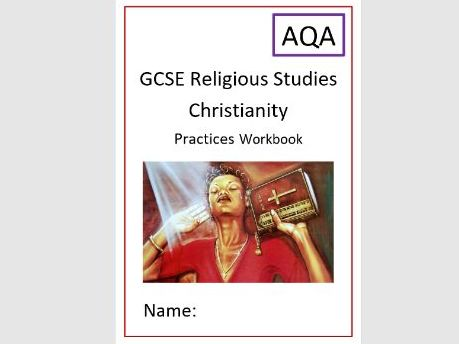 AQA Christian Practices Workbook Revision Book