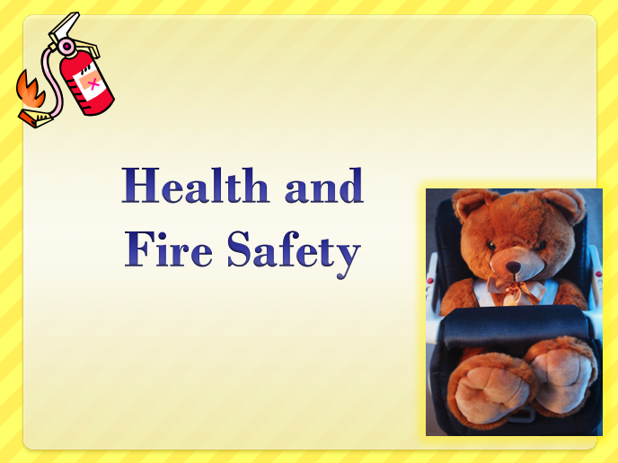Health and Fire Safety in the Workplace