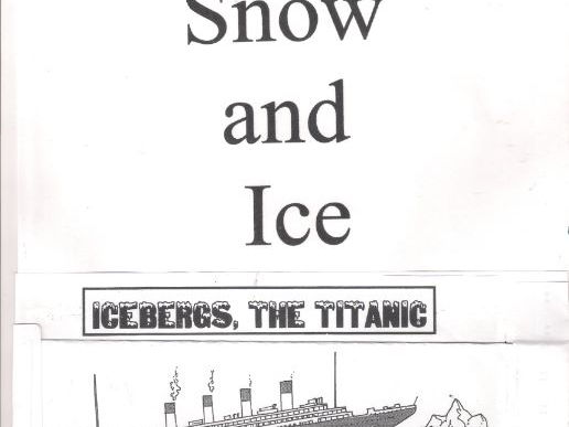 Snow and Ice