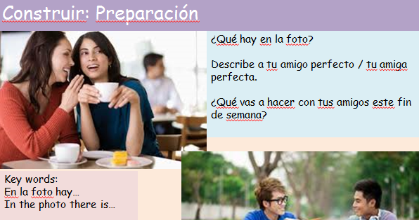 Revision GCSE Spanish Mi familia y yo Writing and Speaking AQA