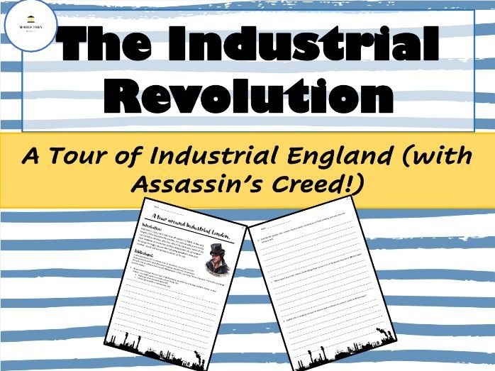 Industrial Revolution - A Tour Around Industrial England