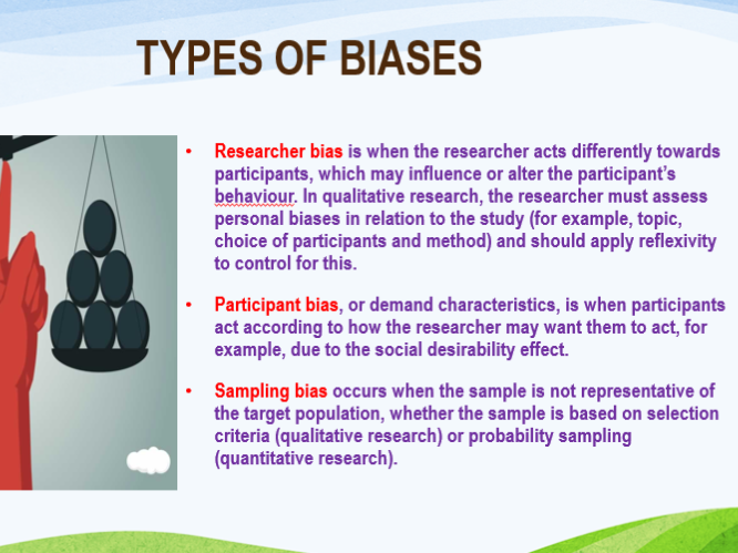 Research Methodology IBDP - PSYCHOLOGY