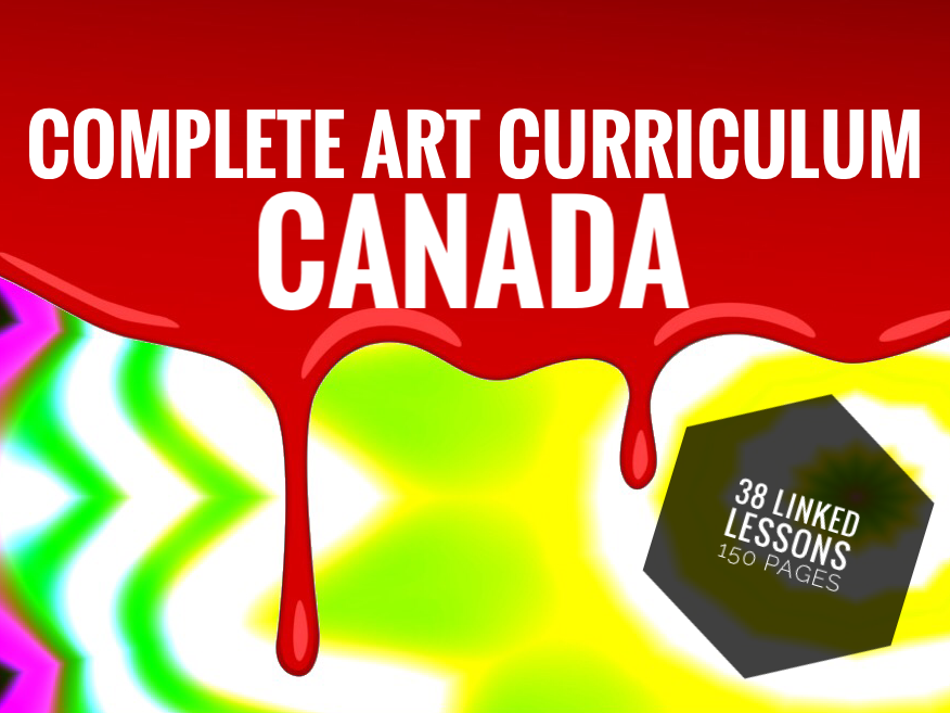 Art. Art Curriculum for Canada