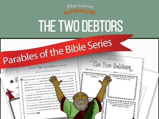 Bible Parable: The Two Debtors