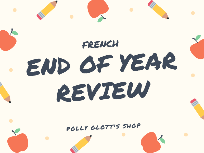 French End Of Year Review