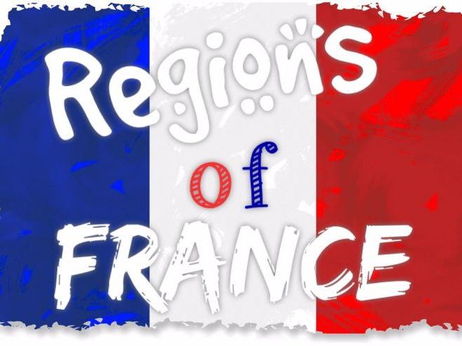 Regions of France - Research Activities