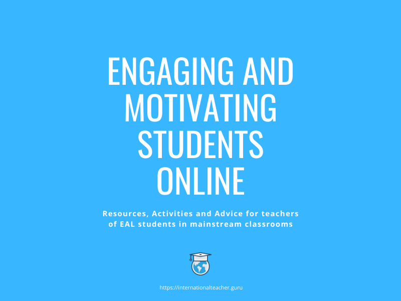 Engaging and Motivating Students Online