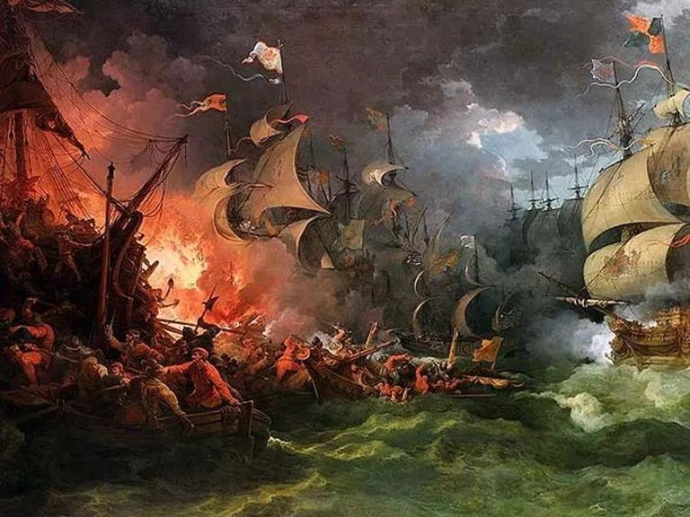 AQA 8145 Spanish Armada historic environment full lesson series