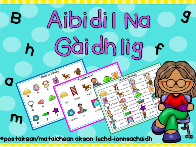 Aibidil na Gaidhlig