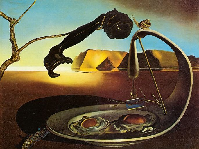 A little #WednesdayWisdom from a master of Surrealism ...  |Surreal Art Quotes