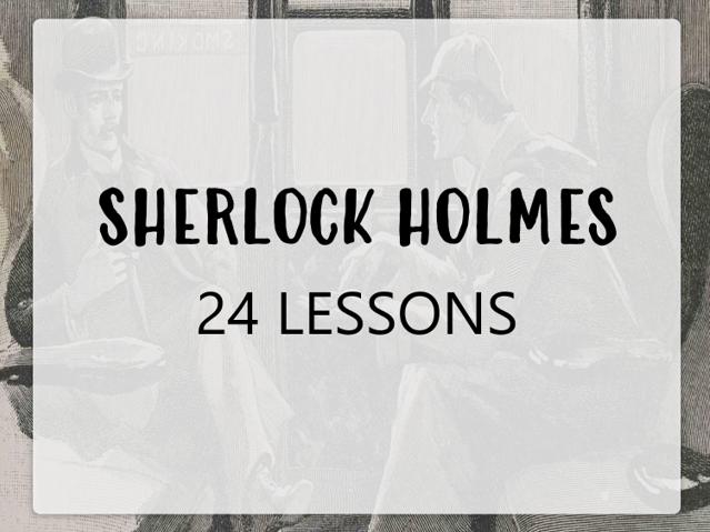 Sherlock Holmes Scheme of Work