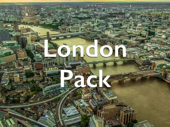 Picture Processor - London Pack