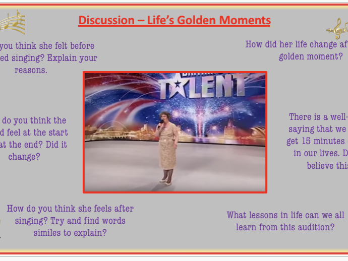 KS2 WRITING PACK 3: LIFE'S GOLDEN MOMENTS - Autobiographical writing pack