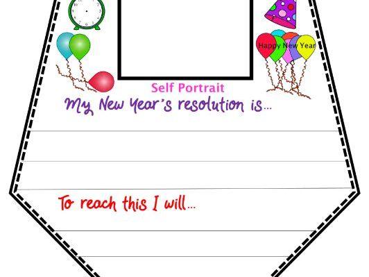 New Years Activities 2020 : New Year's Resolution