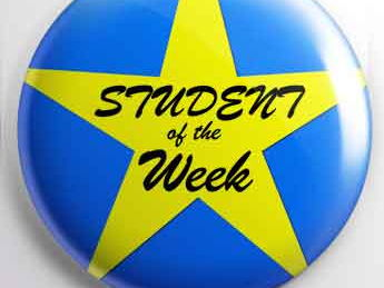 Teacher Badge - Student of the Week