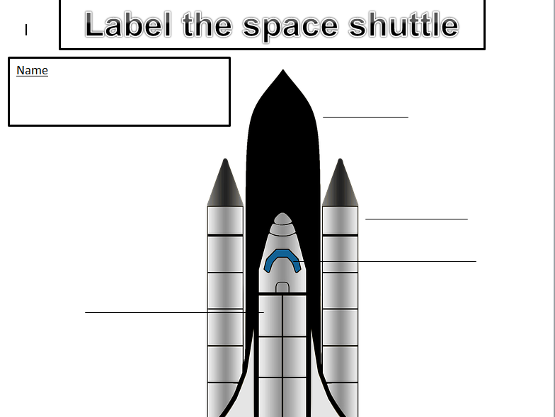 space suit labeled - photo #28