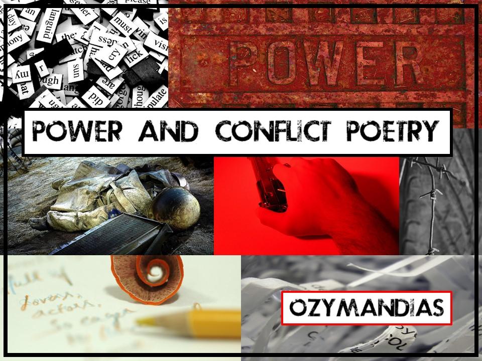 'Ozymandias', Percy Shelley