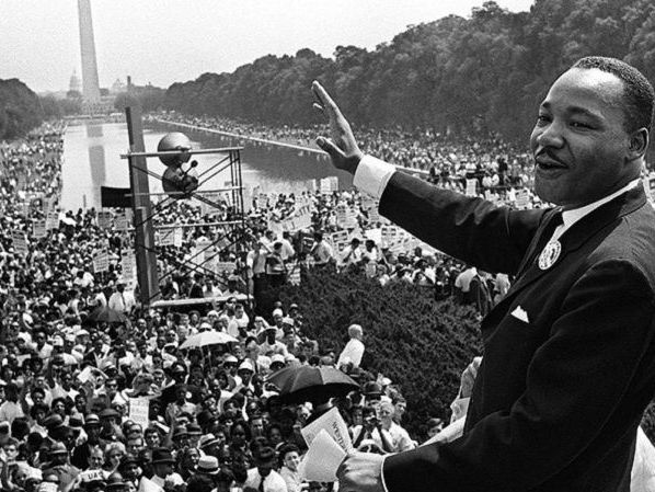 Martin Luther King's 'I Have a Dream' Language Analysis and PEE
