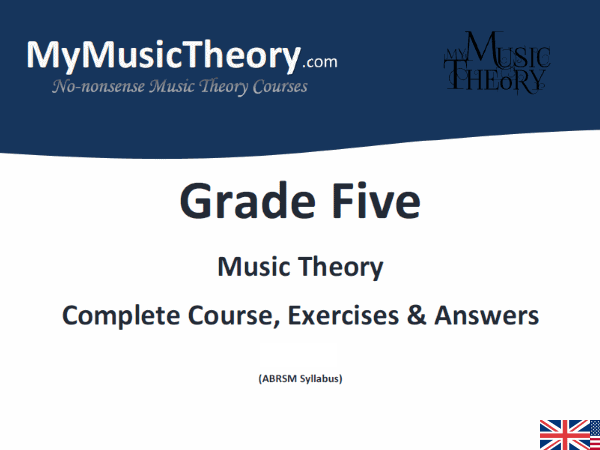 Grade 5 Music Theory - Complete Course (ABRSM 2020 Updates)