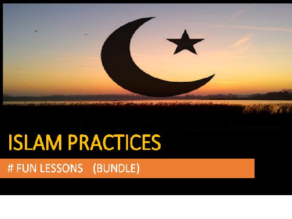 ISLAM PRACTICES AQA